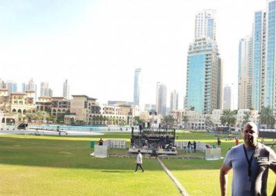 Moustafa Abbas in Dubai